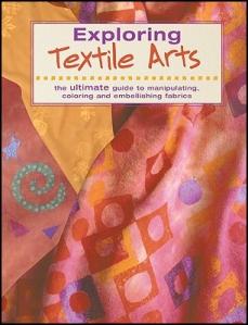 book: Exploring Textile Arts