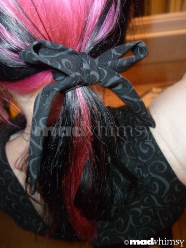 matching bow for my hair