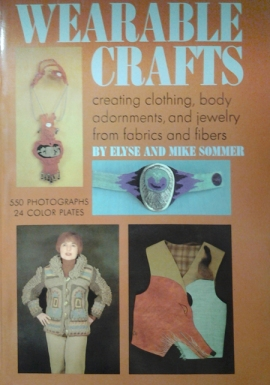 book Wearable Crafts cover