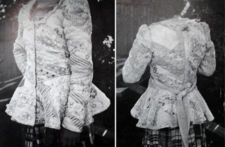 jacket by Yvonne Porcella