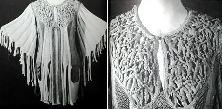 cloak by Norma Minkowitz