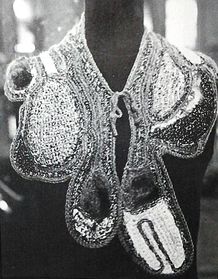 collar by Sheila Klein