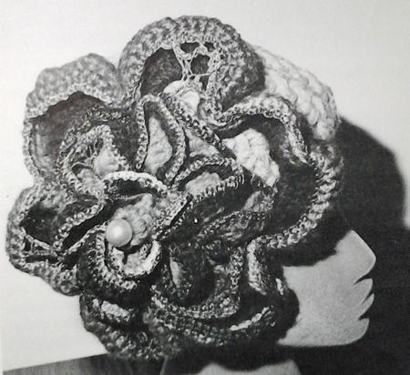 hat by Nancy Lipe