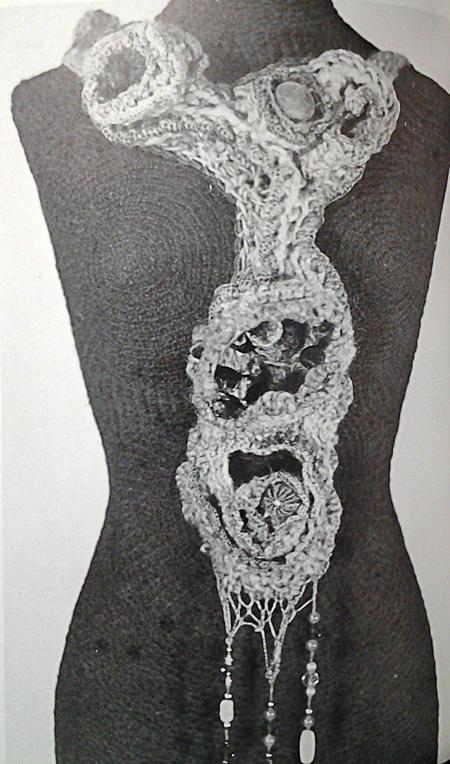 necklace by Nancy Lipe
