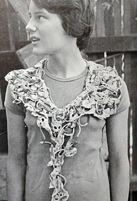 collar by Judy Smaha
